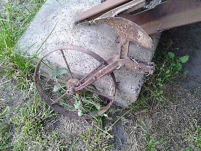 Antique Garden Plough - Mintern Firefly
