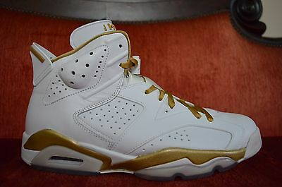 new product 4a373 50d4b Worn Twice 2012 Nike Air Jordan 6 Vi Retro Gmp Golden Moment Pack 384664 135  10