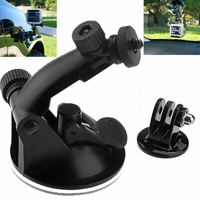 Car Suction Cup Window Glass Tripod Mount for Gopro Hero 1 2 3 3+ Moving Camera