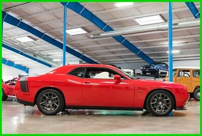 2016 Dodge Challenger 2dr Cpe 392 Hemi Scat Pack Shaker 2016 2dr Cpe 392 Hemi Scat Pack Shaker Used 6.4L V8 16V Automatic RWD Coupe LCD