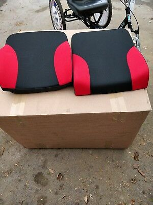 Meyra Optimus2 RS New Seat and Backrest Cushions for Powerchair