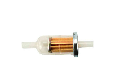 In-line petrol fuel filter for Yamaha FZS 600 Fazer from 1998- 2003