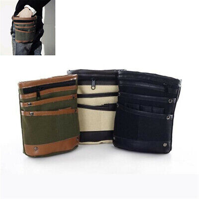 Metal Detecting Finds Pouch Waist Hook Pockets Bag Metal Detector Accessory