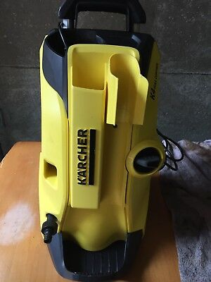 Karcher K4 Full Control Pressure Washer (Body only, No Hose Or Tools)