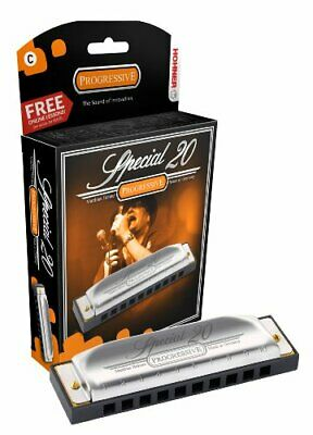 HOHNER diatonic / single reed harmonica Special-20 / CL_X Country 560/20 ke
