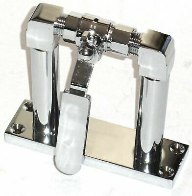 "train horn stand 4"" floor air valve chrome for Peterbilt Kenworth Freightliner"