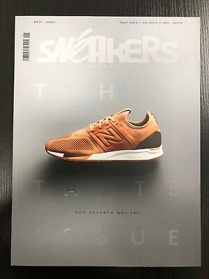 Sneakers Magazine 33 Sneaker Freaker Fashion Art Praise Sf Air Max Force Nb Eqt