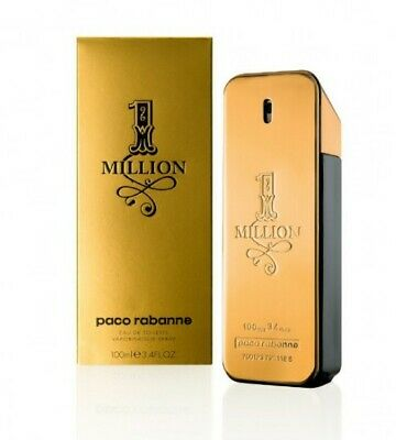 1 Million Absolutely Gold Paco Rabanne para Hombres