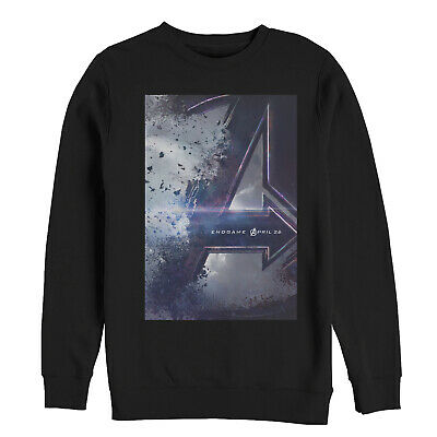 Marvel Avengers: Endgame Movie Poster Mens Graphic Sweatshirt