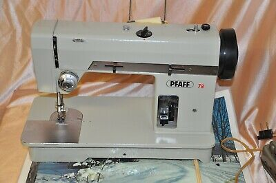 Vintage Green Singer 319W  Sewing Machine FOR PARTS REPAIR NO RETURNS OR REFUNDS