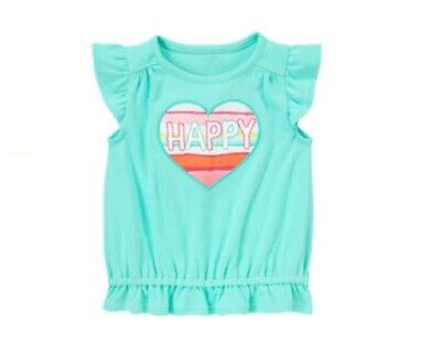Gymboree Butterfly Catcher Happy Shirt Size 4T NWT