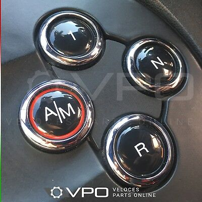 Abarth 500 595 695 Mta Automatic Gearbox Buttons