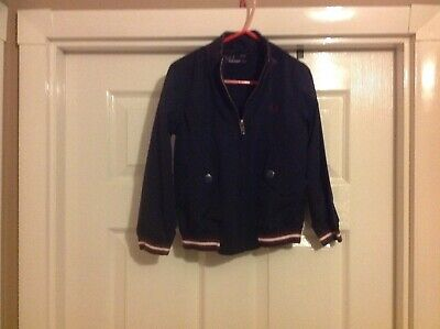 Boys Fred Perry Jacket Age 3-4 Years
