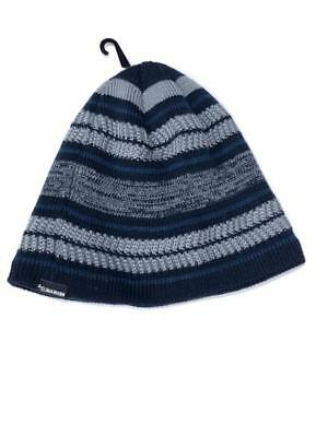 e21acc8b4c3467 ADIDAS OPTIMAL BEANIE Adult Hat Climawarm Lined Black Grey New Mens ...