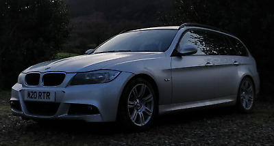 BMW 320d M Sport touring 2010 Spares or Repairs