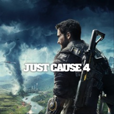Square-Enix PS4 Just Cause 4 *
