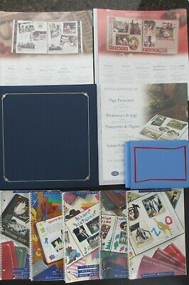 LARGE LOT OF NEW Creative Memories Albums, Pages, Protectors