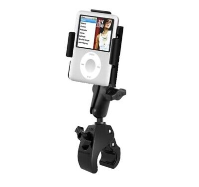 Large Tough Claw Handlebar Rail Mount Holder fits Apple iPod nano 3rd Generation