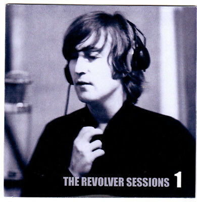 The Beatles - Revolver Studio Sessions 4 CD - Demos, Outtakes, Alt Mixes, More