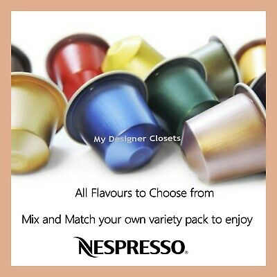 Nespresso Capsules Coffee Pods All Varieties Choose Your Own Variety Pack MDC