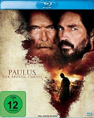 Paul , Apostle of Christ - James Faulkner, Jim Caviezel Blu-ray Region B