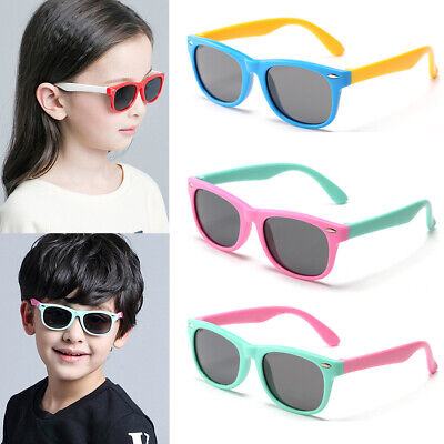 Baby Sunglasses Outdoor Frame Glasses Toddler Popular Polarized Children Fashion