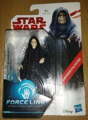 Star Wars - Force Link - Emperor Palpatine - New