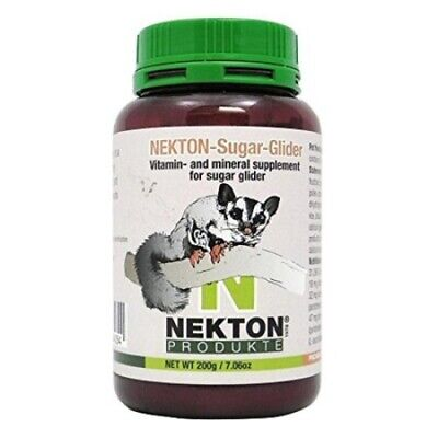 NEKTON Sugar Glider Supplementary Feed For Sugar Gliders 200g