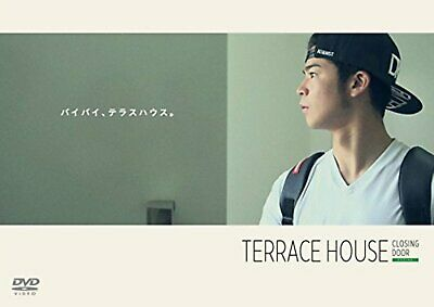 Terrace House Closing Door Standard Edition 1DVD Pony Canyon F/S w/Tracking# NEW