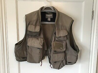 Simms Wading Fly Vest XL