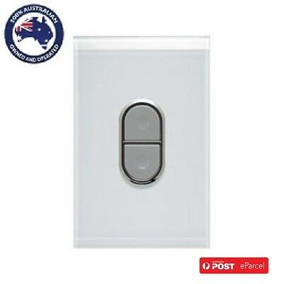 Clipsal Saturn 4061/45 Oven & Stove Isolator 45Amp  Available in colours