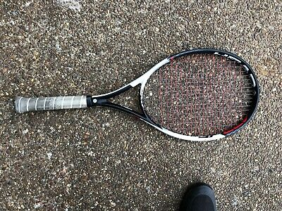 HEAD Graphene Touch Speed S, 4 3/8 #3 strung WILSON REVOLVE SPIN /Babolat Synth