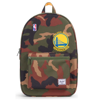 f4d747e627 GOLDEN STATE WARRIORS Backpack Herschel Supply Co. Classic Curry KD ...