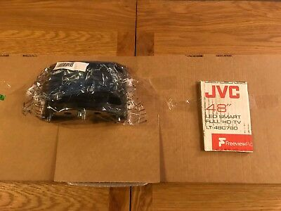 Tv Stand Only For JVC 48 Inch LED Smart Full HD TV. LT-48C780 *Look*