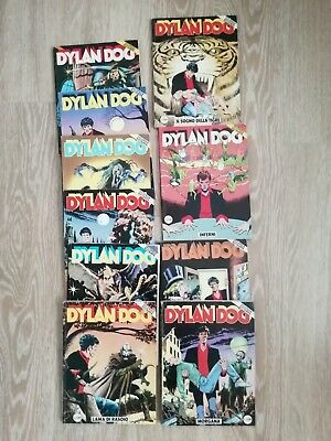Dylan Dog seconda ristampa.