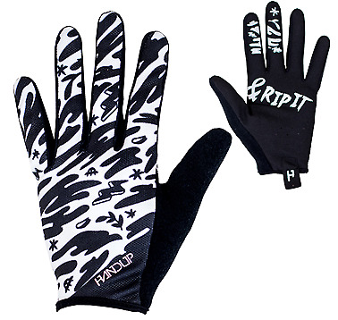 HANDUP PARTY TIME OG Floral Bicycle Motorcycle Gloves