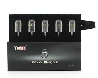5x Y0 CAN EVOLVE PLUS Ceramic Donut Replacement Tanks Heads - CANADA SELLER