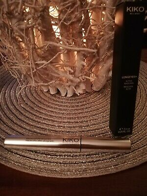 4cd88f537a6 KIKO Milano Longeyes+ Plus Active Mascara Lengthening effect Black BNIB