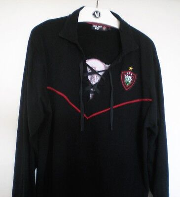 Polo Xl Rct Rugby Toulon Manches Longues Taille 8vwOmn0N