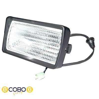 Cab Roof Work Light (R/H) Fits Ford 5610 6410 6610 6810 7610 7810 8210 Tractors.