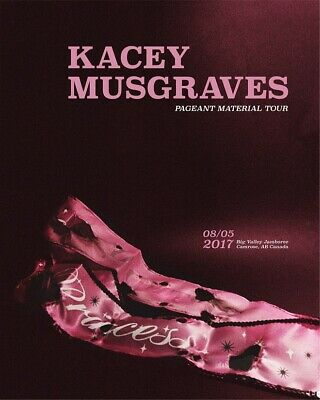 "Kacey Lee Musgraves Poster Golden Hour Music Art Print 13x20/"" 24x36/"" 27x40/"" #2"