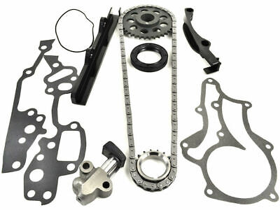 New Engine Timing Chain Gear Kit Fits 85 95 Toyota 2 4l 22r 22re