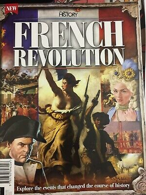 All about history FRENCH REVOLUTION 2 nd edition ( brand new magazine)