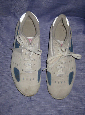 low priced a6e64 7accc Vintage 1985 Nike Cycling Shoes Womans Size 7 Made in Korea