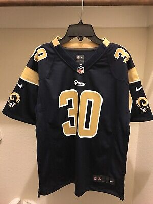 e70884986e3 TODD GURLEY LOS Angeles Rams YOUTH MID TIER NFL Jersey - Navy ...