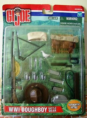 1/6th GI JOE W.W.1 Doughboy Battle Gear (accessory set).