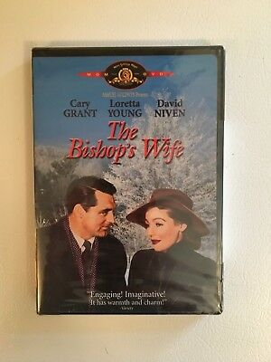 The Bishops Wife (DVD, 2001, Vintage Classics) Cary Grant NEW SEALED