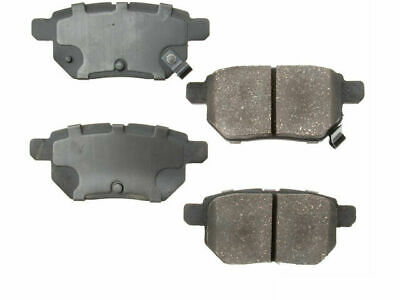 Rear Brake Pads For Lexus CT 200h