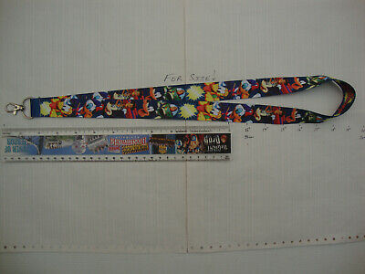 Lanyard Disney Characters neck strap for ID security card USB keys keyrings etc
