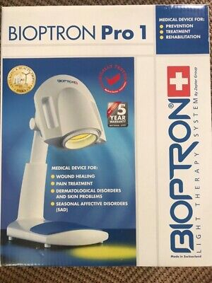 Zepter Bioptron Pro 1 Light Therapy System Brand New